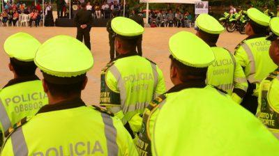 Nuevo Código de Policia