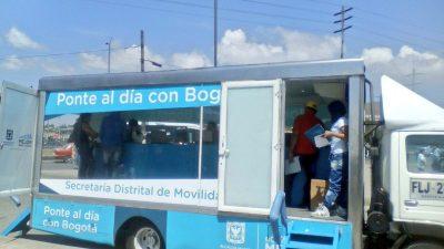 Ponte al día con Bogotá